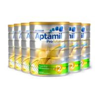Aptamil Profutura 爱他美 白金版2段 婴幼儿配方奶粉 900g* 6罐