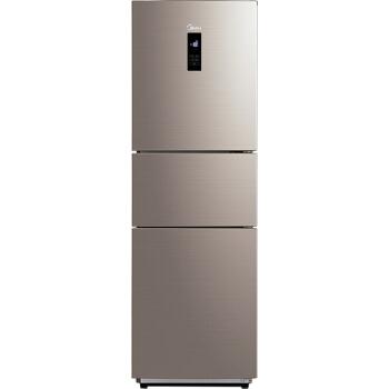 Midea 美的 BCD-228WTPZM(E) 228升 三门冰箱