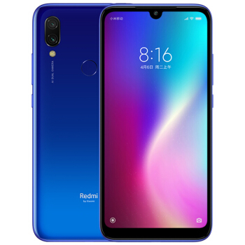 Redmi 红米  7 幻彩渐变AI双摄 智能手机 (4GB、64GB、全网通、梦幻蓝)