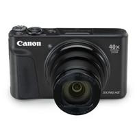 Canon 佳能 PowerShot SX740 HS 数码相机 (黑色、24 - 960mm、2030万像素、1/2.3英寸)