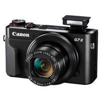 Canon 佳能 PowerShot G7 X MarkII 数码相机 (黑色、4.2、F1.8-2.8、2010万像素、1英寸)