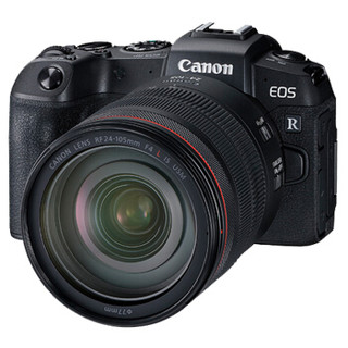 Canon 佳能 EOS RP 单镜头套机 (黑色)