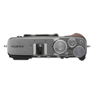 FUJIFILM 富士   X-E3 数码相机 (棕色、15-45mm、f3.5-5.6、2430万像素、APS画幅)