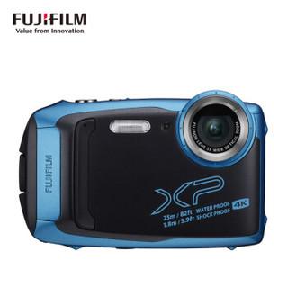 FUJIFILM 富士 XP-140 数码相机 (天空蓝、1640万像素、1/2.3英寸)