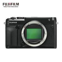 FUJIFILM 富士 GFX 50R 单电相机 (黑色、单机身、5140万像素)
