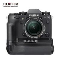FUJIFILM 富士 XT3 数码相机 (黑色、18-55mm、 F2.8-4、2610万像素、APS-C画幅)