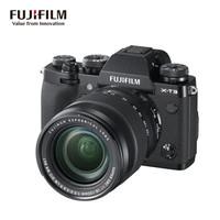FUJIFILM 富士 XT3 数码相机 (黑色、18-135mm、F3.5-5.6、2610万像素、APS-C画幅)
