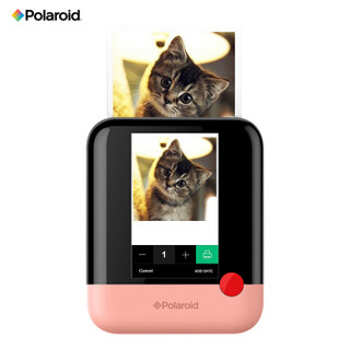 Polaroid 宝丽莱 POP 拍立得相机 (粉色)