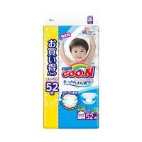 GOO.N 大王 维E系列 婴儿纸尿裤 XL52片