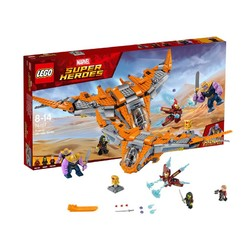 LEGO 乐高 超级英雄系列 复仇者联盟3 76107 灭霸终极之战