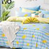LOVO家纺床上用品四件套ins风少女床品儿童全棉纯棉被套床单 298元(需用券)