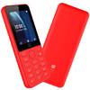 QIN 多亲 QF9 智能老人手机双卡双待 红色