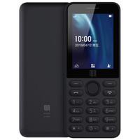 QIN 多亲 QF9 AI功能电话老人手机双卡双待 深灰色