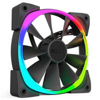 NZXT. 恩杰 Aer RGB 机箱风扇HUE 2控制器智能套装