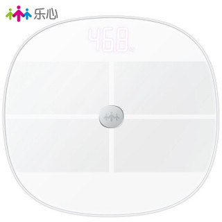 lifesense 乐心 S11 智能体脂秤 (白色)