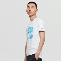 SKECHERS 斯凯奇 SAMU183001 男款休闲T恤