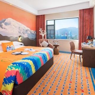 酒店特惠 : 珠海长隆企鹅酒店1晚+海洋王国门票(2日无限次入园) 可选自助午餐/晚餐