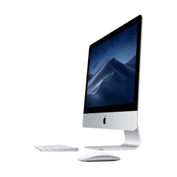 Apple 苹果 Apple iMac 27英寸一体机 MRR02CH/A 27寸、白色、1TB、8G内存、RP575X显卡、Intel i5