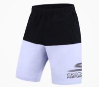 SKECHERS 斯凯奇 SDAMF18T344 男子运动休闲短裤