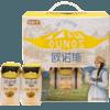 和平 欧诺斯 常温黄桃果酱酸奶 205g*12盒 33.8元(需用券)