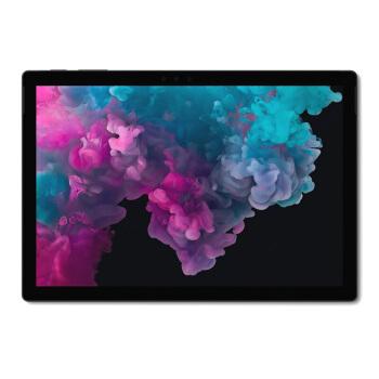 Microsoft 微软 Surface Pro 6 二合一平板电脑 (i7、8GB、256GB)