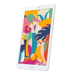 HUAWEI 华为 M5 JDN2-W09 8.0英寸 平板电脑 (香槟金、4GB+64GB、WiFi版)