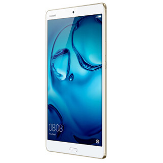 HUAWEI 华为 BTV-DL09 8.4英寸平板电脑 (日晖金、64GB+3GB、LTE版)