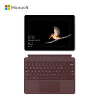 12月16日 Microsoft 微软 Surface Go 10英寸英寸平板电脑 (银色、英特尔4415Y、4G、64GBG)键盘套装
