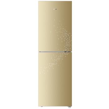 Leader 统帅 BCD-241WLDCN 风冷无霜两门冰箱 (金色、241升、2级、定频)
