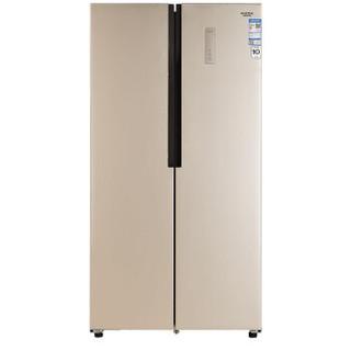AUCMA 澳柯玛 BCD-527WPNE 智能双变频风冷无霜冰箱 (金色、527升、2级、变频)