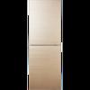 Homa 奥马 BCD-236WGC 小型节能风冷无霜双门冰箱 (金色、236升、2级、定频)