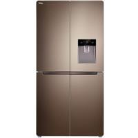 TCL BCD-486WEPZA50 风冷无霜变频节能对开门冰箱 (伯爵金、486升、2级、变频)