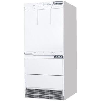 liebherr 利勃海尔 ECBN6156585 升嵌入式法式门冰箱