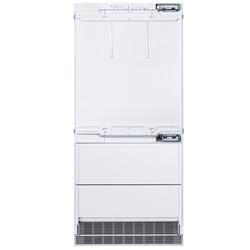 LIEBHERR  585升嵌入式法式门冷藏冷冻冰箱 ECBN6156 奥地利原装进口 BioFresh生物养鲜