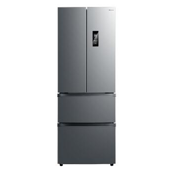 LittleSwan 小天鹅 BCD-312WTPZL 变频 风冷 多门冰箱 312L