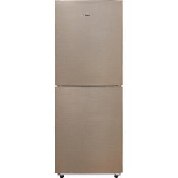 Midea 美的 BCD-166WM 166L 双门冰箱