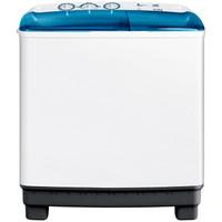 LittleSwan 小天鹅 TP100VS908 强劲动力双缸洗衣机 (10kg、白色)