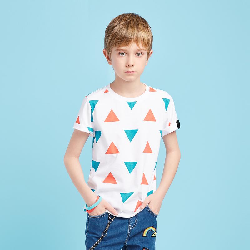 balabala 巴拉巴拉 男童短袖t恤 *3件