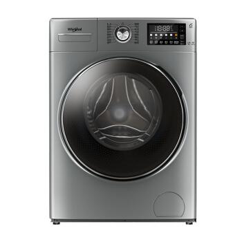 Whirlpool 惠而浦 EWFD47217OS 滚筒洗衣机 (8.5kg,银色)