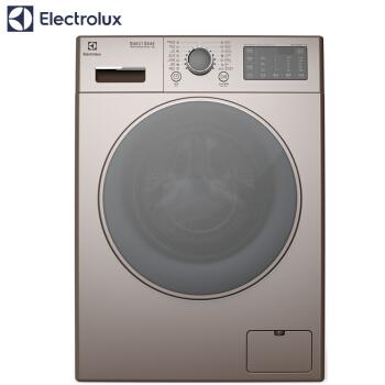 Electrolux 伊莱克斯 EWF14032SC 变频滚筒洗衣机 (灰色、10KG)