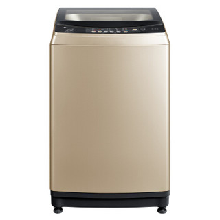 LittleSwan 小天鹅 净立方 TB100S28DMG 全自动变频波轮洗衣机 (10kg、金色)