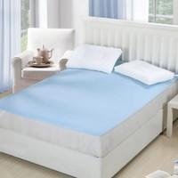 19日0点:MERCURY 水星家纺 Cool凉感床垫?;さ?1.5米床