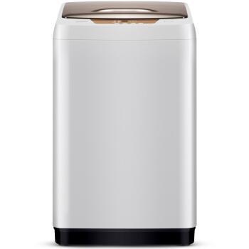 Ronshen 容声 RB90D1521 全自动超快洗波轮洗衣机 (灰色、9KG)