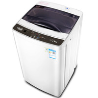 WEILI 威力  XQB70-7099 银离子抗菌中途添衣安全童锁全自动波轮洗衣机 (7kg、白色)