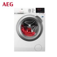 AEG 6000 全自动滚筒洗衣机 (白色、10KG)