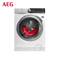 AEG 8000 L8FEC9412N 全自动滚筒洗衣机 (白色、9kg)