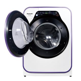 Panasonic 松下 宝贝星 XQG30-A3023 迷你滚筒全自动洗衣机 (紫色、5KG)