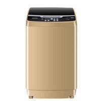 Frestec 新飞 XQB100-1806D 全自动波轮洗衣机 (透明黑、10kg)