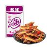 多旺 休闲零食 小鱼干鱼仔 酱汁味 15g/袋 1元