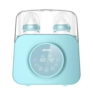 Enssu 樱舒 液晶触屏 婴儿双瓶恒温调奶器 *2件